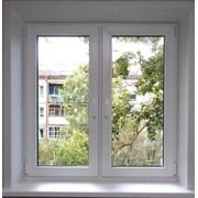 Монтаж окна фото