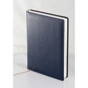 Ежедневник недатированный Brunnen Агенда Софт, кожзам, А5, 14 х 20 см Синий фото
