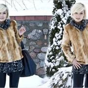 Шубка женская (курточка) меховая фото
