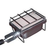 Горелка инфракрасного излучения ГИИ 1,45 кВт (н) на сжиженном газе от производителя купить в Луганской области фото