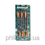 Стрелы для арбалета AL14/6R Алюминий 6 шт фото