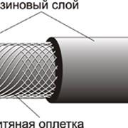 Рукава резиновые напорные с нитяным каркасом длинномерные ТУ 38.105998-91 фото