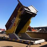 Опрокидыватель контейнеров Т90 фото