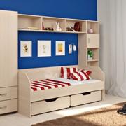 Детская комната Легенда 1 венге светлый фото