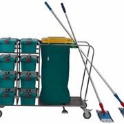 Система профессиональной уборки SafeCleanDez Maxi фото