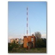 Башни и мачты из металла фото