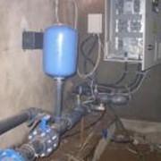 Монтаж систем кондиционирования и вентиляции, отопления фотография