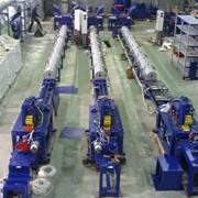 Линия по производству стеклопластиковой арматуры фото
