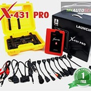 Прибор для диагностики LAUNCH X-431 PRO фото