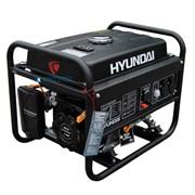 Аренда-прокат сварочных генераторов, электростанций Hyundai от 3 кВт - 12 кВт. фото