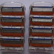 Лезвия Fusion pover 4 штук кассета. фото