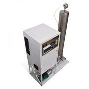 Станция озонирования (промышленный озонатор)воды Экозон 25-AWS (25 г/час) фото