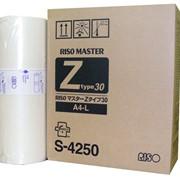 Мастер пленка A4 RISO RZ/EZ S-4250 / S-7611 фото
