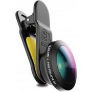 Универсальных линза рыбий глаз для смартфонов Black Eye Pro Fisheye G4 (G4FE001) фото