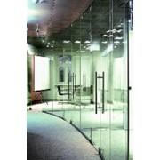 Перегородки стеклянные фото