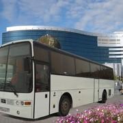 Услуги автобуса Van Hool 49-51 сидячих мест, 38 - лежачих мест. фото
