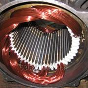 Восстановление резьбовых отверстий электродвигателей фото