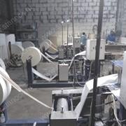 Оборудование для производства салфеток (станок) фото