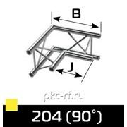 2-х сторонний угловой блок с углом 90 гр. 4,3кг К3-290NB-204Х фото