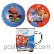 Детский набор Luminarc DISNEY CARS 2 H1499 3 единицы фото