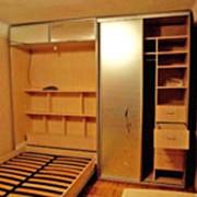 Шкаф-кровать фото