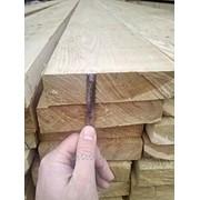 Обрезной пиломатериал из лиственницы фото