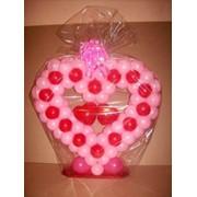 Лучший подарок на 14 февраля любимым - это воздушные шарики! фото