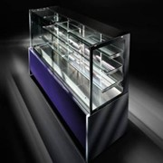 Стандартные модели торговых прилавков CRIOCABIN ELSIR фото