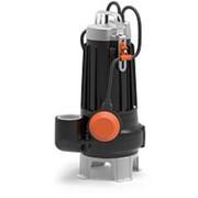 Двухканальный погружной насос Pedrollo для стоков с отходами MC 10/45-N 10м фото
