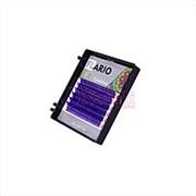 Ресницы Flario Disco фиолетовые - D – MIX (8-13) фото