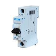 Автомат Eaton (Moeller) 1 полюс, PL4-C6/1 (293122) фото