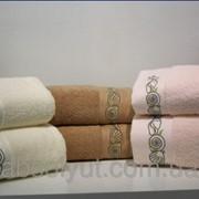 Полотенце ARYA CLASSI Lunette хлопок 50x90 см. 1150801 фото