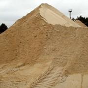 Доставка строительного песка. Киев. фото