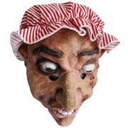 Маска латексная Зомби фото