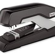 Компактный Степлер Rapid Supreme Omnipress Halfstrip So30C, 30 Листов, Черный/Серый фото