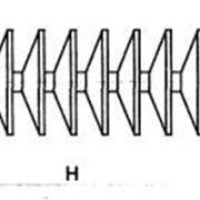 Изолятор линейный стержневой полимерный ЛК70 фото