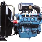 Двигатели Doosan фото