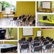 Аренда зала для тренингов семинаров фото