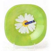 Тарелка глуб.22см Carine Paquerette green G0089 фото