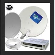 Система спутникового телевидения НТВ+ фото