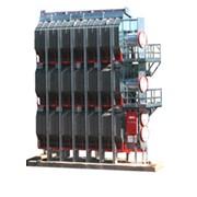 Зерносушилки трёхмодульные четырехвентиляторные модель 3414 фото