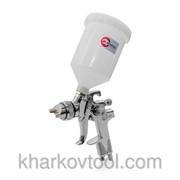 Краскораспылитель пневматический HVLP Intertool PT-0106