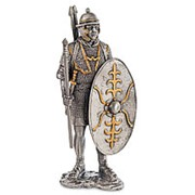 Статуэтка Средневековый воин/Олово 4,5х10,5х2,5см. арт.WS-827 Veronese фото