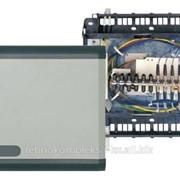 Кросс VKA 8/DIN Quante-3M для кроссировки медных и оптических кабелей связи, емкость 320 пар фото