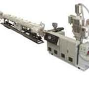 Оборудование для производства труб (PE, PP, PVC) фото