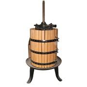 Корзиночный пресс для винограда TL 60, V=226 литров, Италия фото