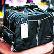 Дорожная сумка на колесах ASIAPARD 8982 53х33х39см черная фото
