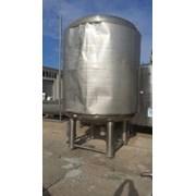 Емкость нержавеющая (стерил-танк), объем -10 куб.м фото