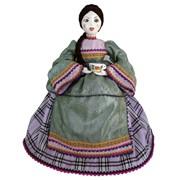 "Кукла-грелка на чайник ""Антонина"" фото"