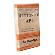 Бентонит API  фото